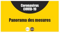 Récapitulatif mis à jour des aides aux entreprises - Covid 19