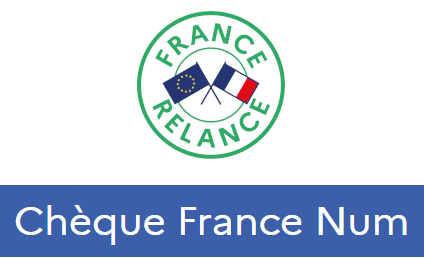 Prolongation de l'aide Chèque France Num.